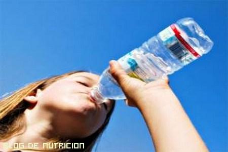 beneficios del agua