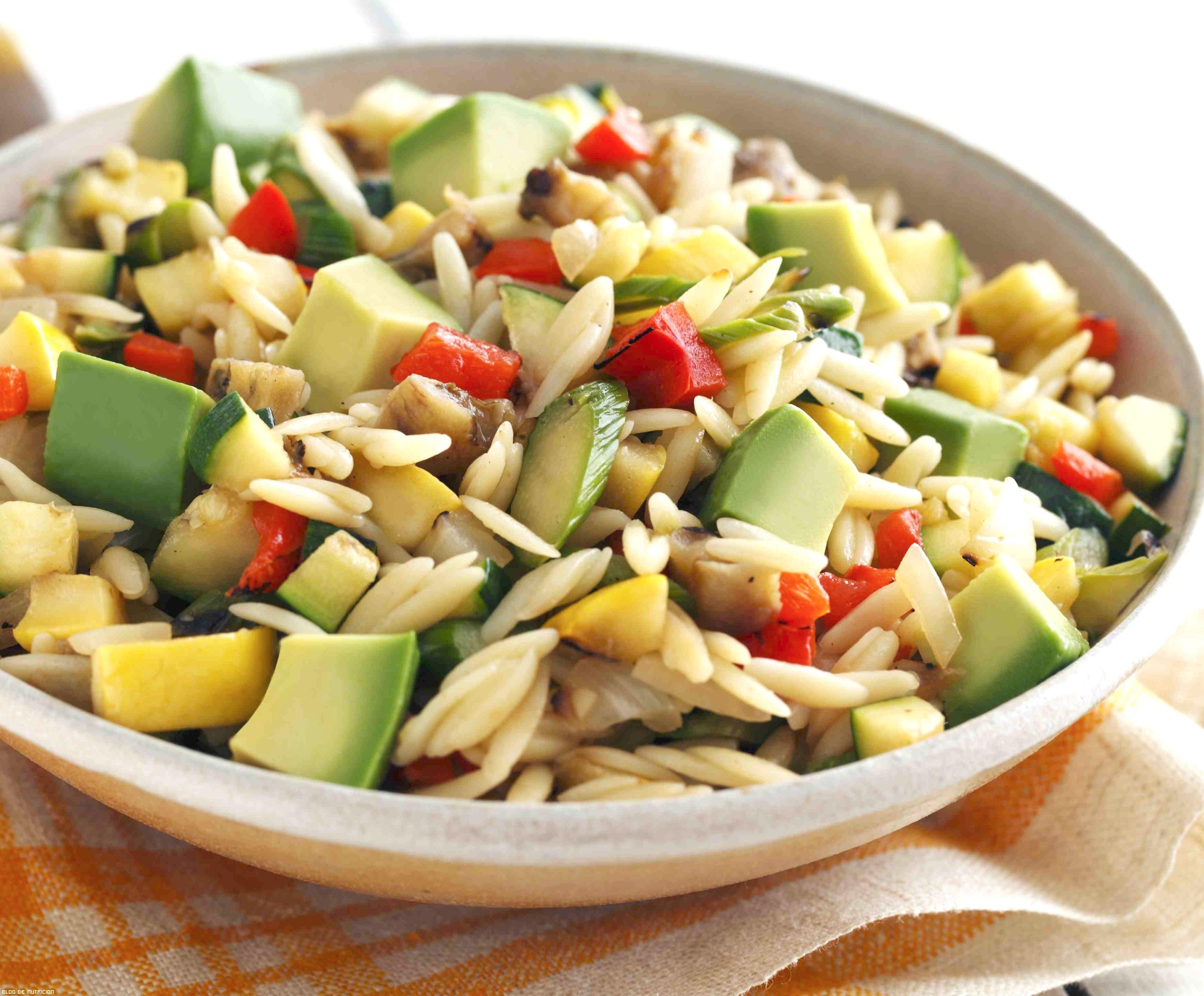ensaladas nutritivas