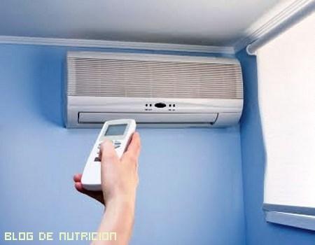 salud y aire acondicionado