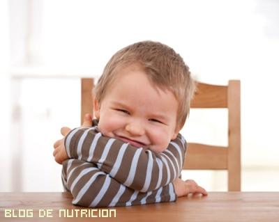 Vitaminas en la alimentación de los niños