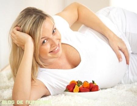 nutrición en lactancia