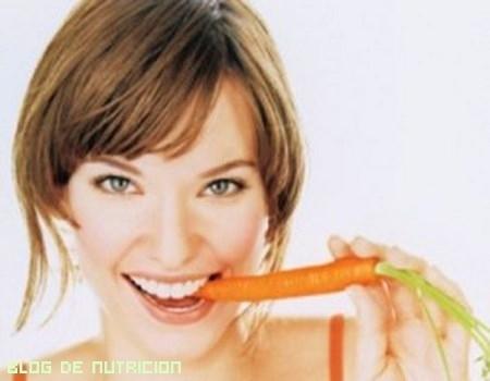 Alimentación saludable para los órganos vitales