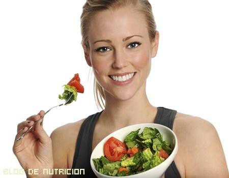 dietas para mujeres