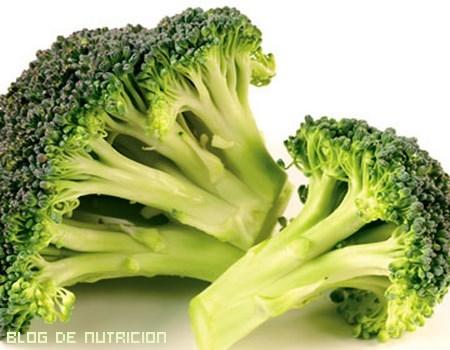 Verduras verdes más saludables