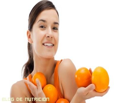 vitamina C para el ánimo