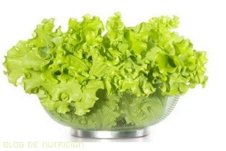 verduras con más minerales