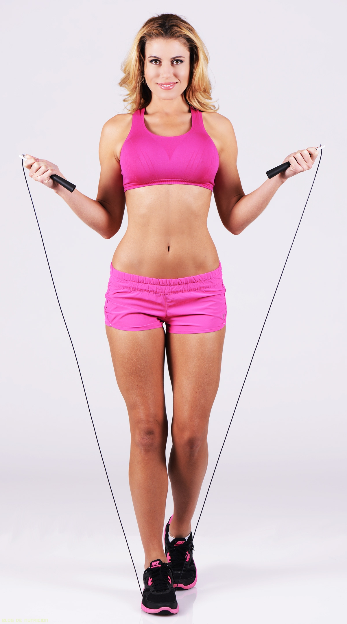 Quemar grasa con ejercicios caseros