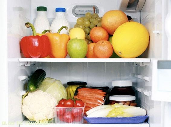 mantener los alimentos en las mejores condiciones