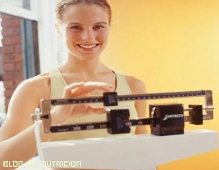 Controlar peso