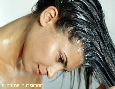 consejos para lavar el pelo