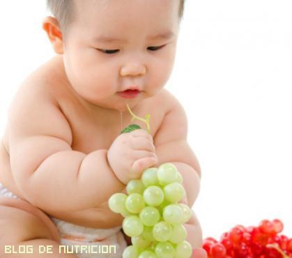 Bebés obesos