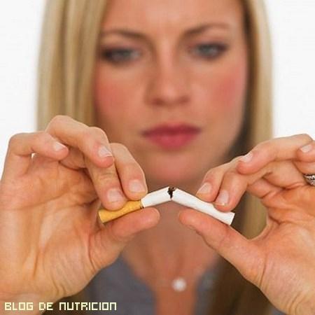 cómo dejar el tabaco