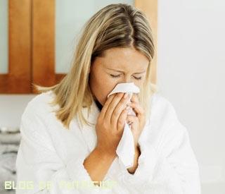 causas del resfriado
