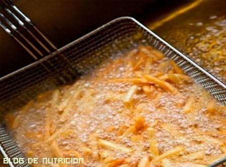 fritos y colesterol