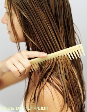 peinar cabello fino