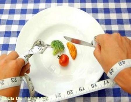 comidas bajas en calorías
