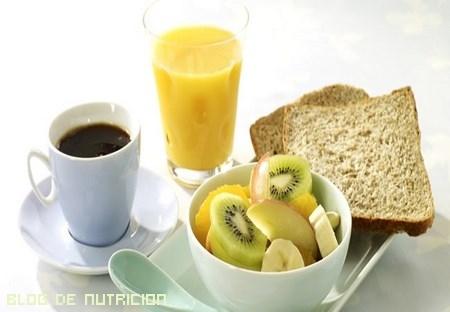 desayunos completos y sanos