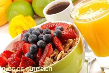 desayunos más saludables