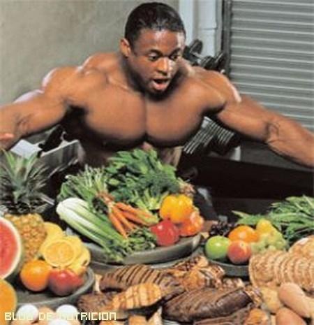 desayuno de deportistas