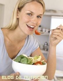 dietas con tenedor