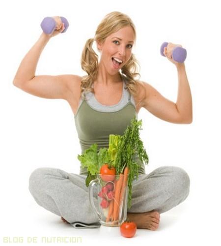 dietas y ejercicio