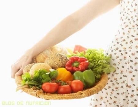 alimentos verdes para el organismo