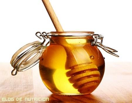 miel para endulzar los platos