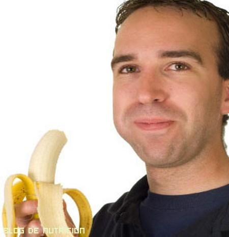 Plátanos para la digestión