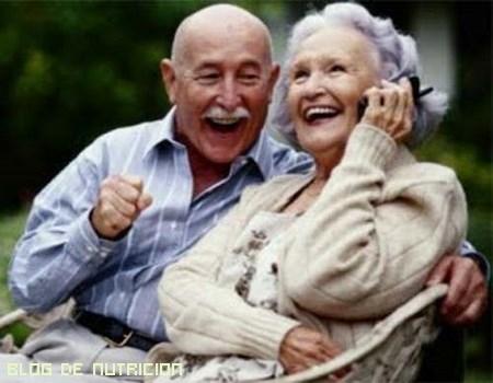 Vitaminas para gente mayor