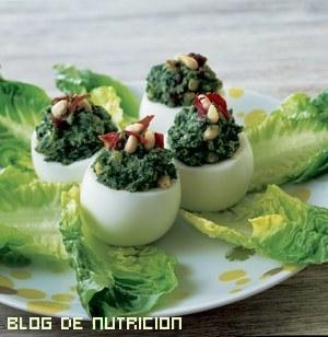 platos con más vitaminas