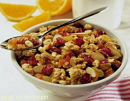 Alimentación saludables por las mañanas