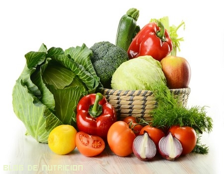 Verduras para una dieta saludable