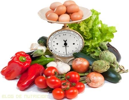 comidas más saludables
