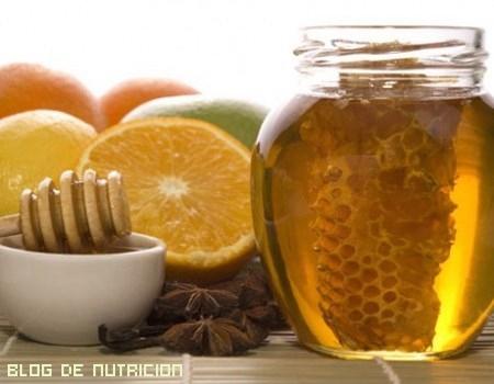 miel y limón para combatir enfermedades