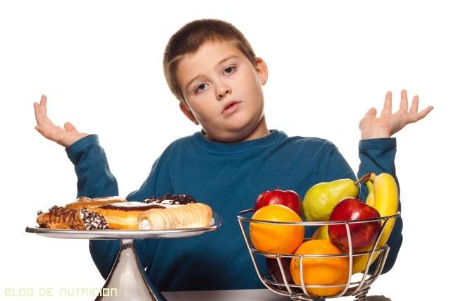 Vida saludable infantil