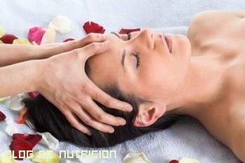 masajes contra el estrés