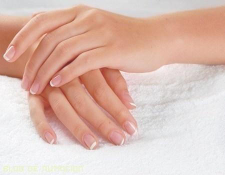 evitar sudor de manos