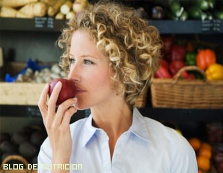 dietas saludables con frutas