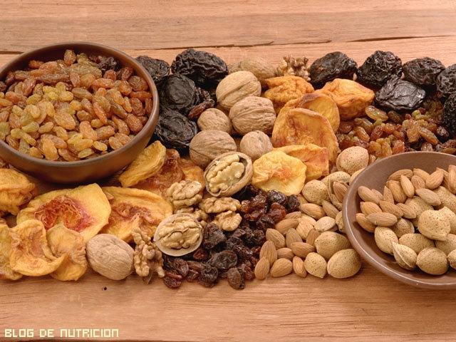 frutos secos para el corazón