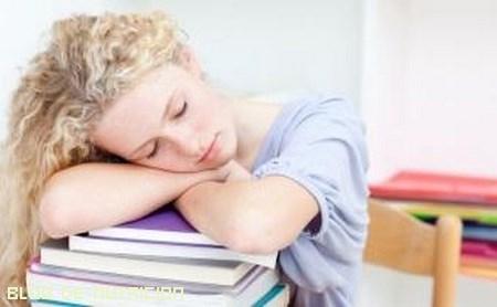 salud en época de exámenes