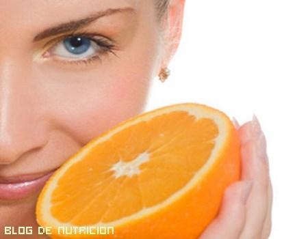 vitaminas para piel de la cara