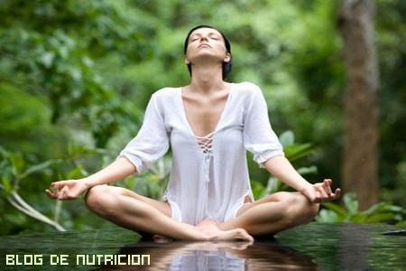 aliviar tensiones con la meditación