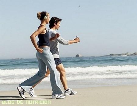 consejos para salir a caminar