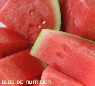 frutas ideales para verano