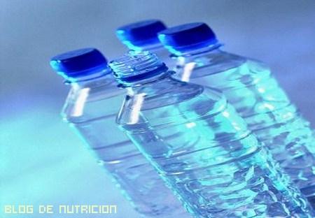litros de agua