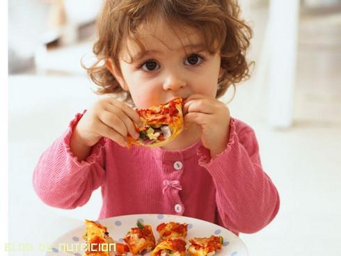 postres sanos para niños