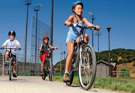ejercicios de bicicleta
