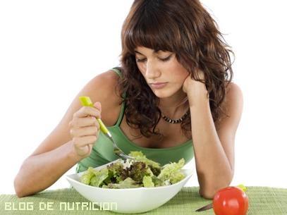 consejos para evitar dietas aburridas