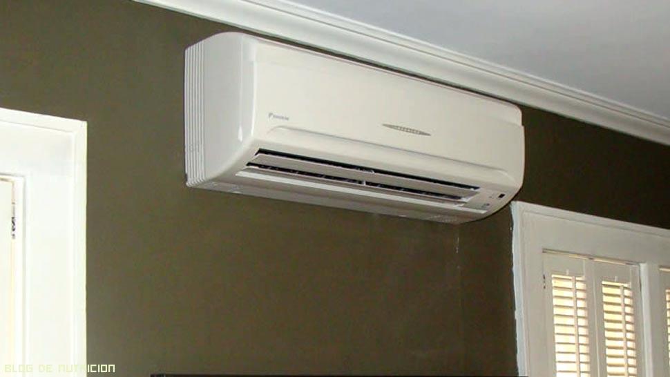 usos del aire acondicionado