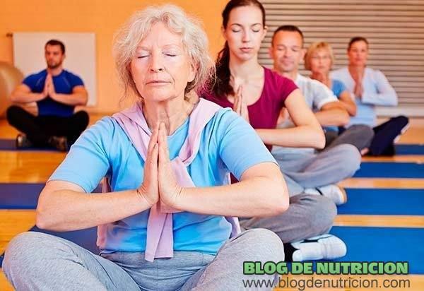 ejercicios perfectos para la menopausia